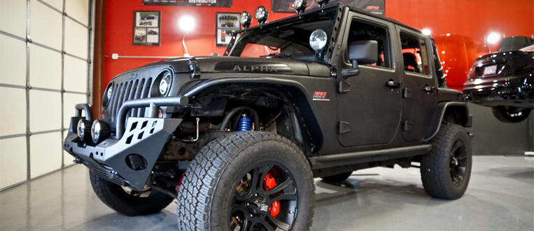 Welcome To Alpha Jeep & MotorSports